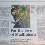 FOR THE LOVE OF MUDHUBANI