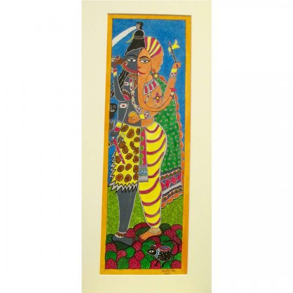 Shiva-Ganesha
